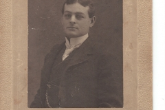 Elmer Flick (about 1900)